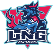 LNG Esports.