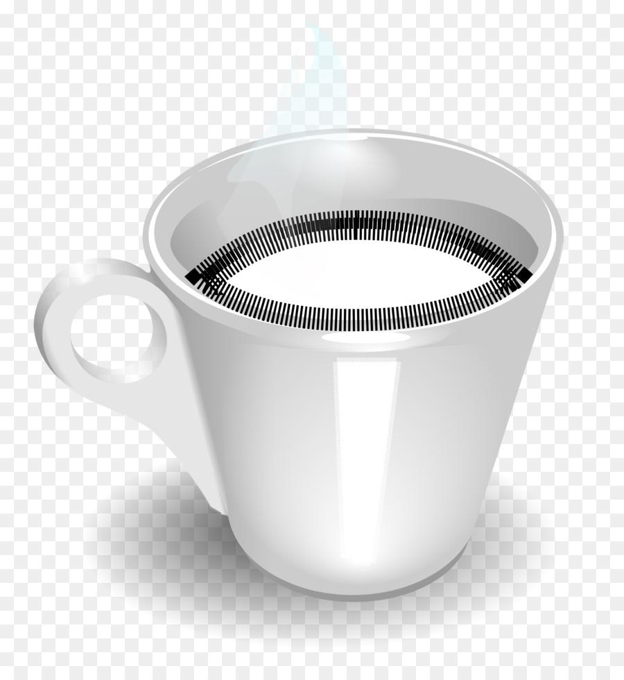 Coffee cup Espresso Drink Clip art.