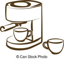 Espresso machine Vector Clipart Royalty Free. 4,013 Espresso.