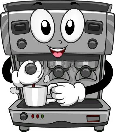 9,076 Espresso Machine Stock Vector Illustration And Royalty Free.