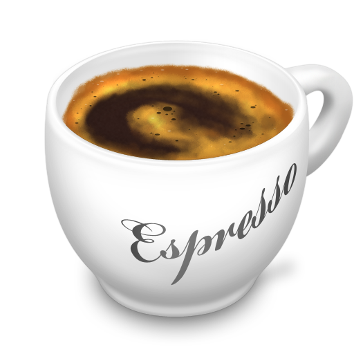 Espresso Icon.