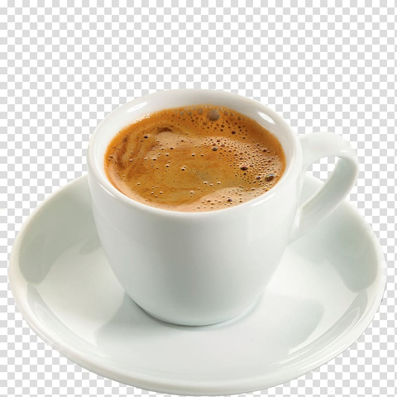 Cuban espresso Turkish coffee Ipoh white coffee, Kop transparent.
