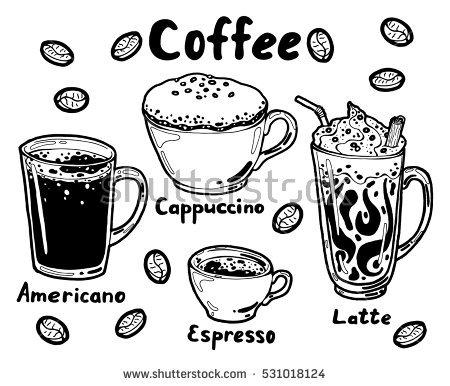 Cappuccino Foam Stock Photos, Royalty.
