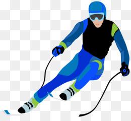 Ski Equipment clipart.