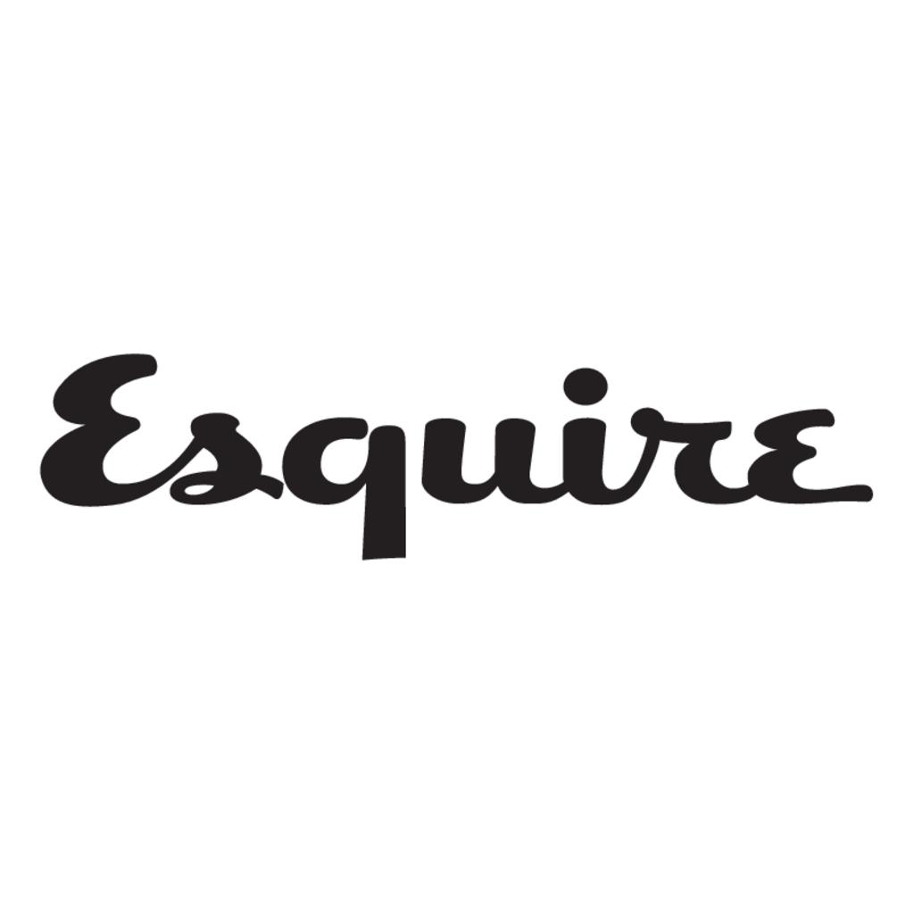 Esquire logo, Vector Logo of Esquire brand free download.