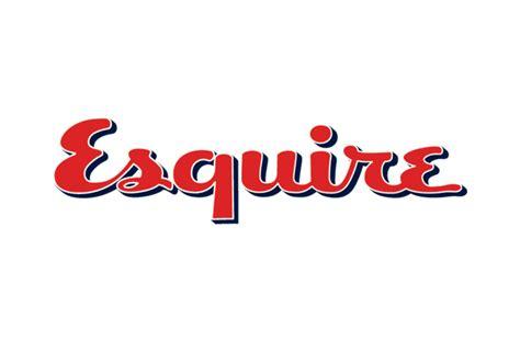 Esquire magazine Logos.