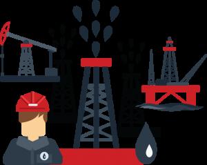 Oil & Gas.