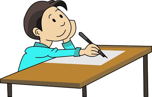 Essay Cliparts.
