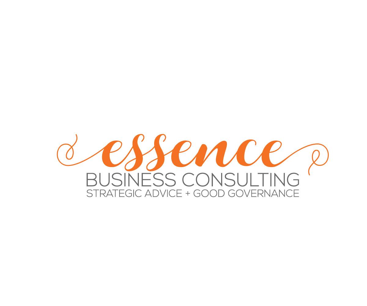 Professional, Feminine, Business Consultant Logo Design for.