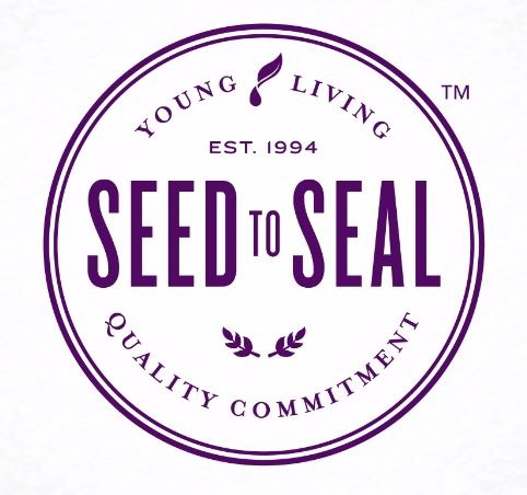 Seed Young Living Essential Oils To Seal Clipart.