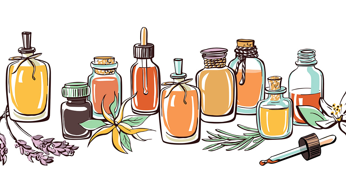 Essential Oils Are Trendy — But Are They Healthy?.