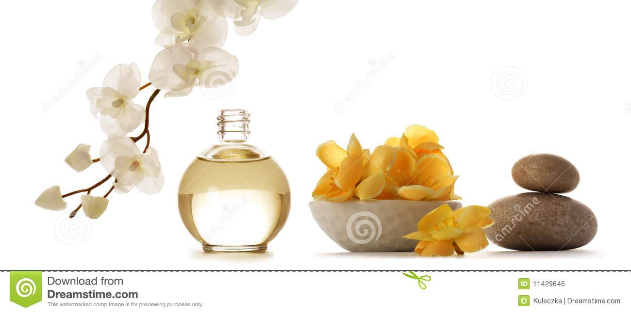 Essential Oil Royalty Free Stock Photos.