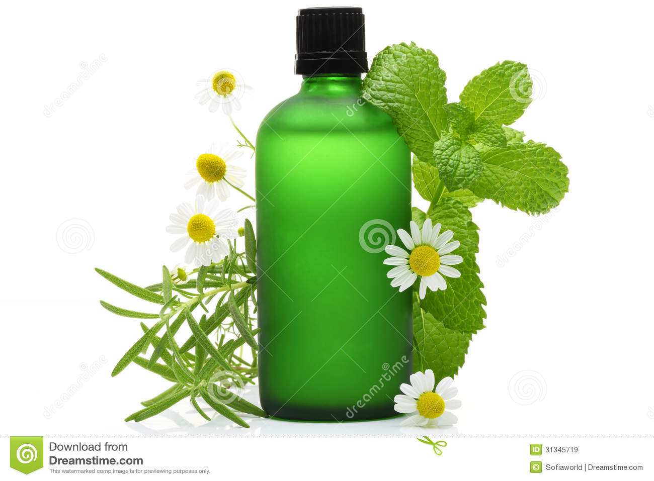 Essential oil clipart #15