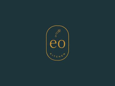 Essential Oil Logo.