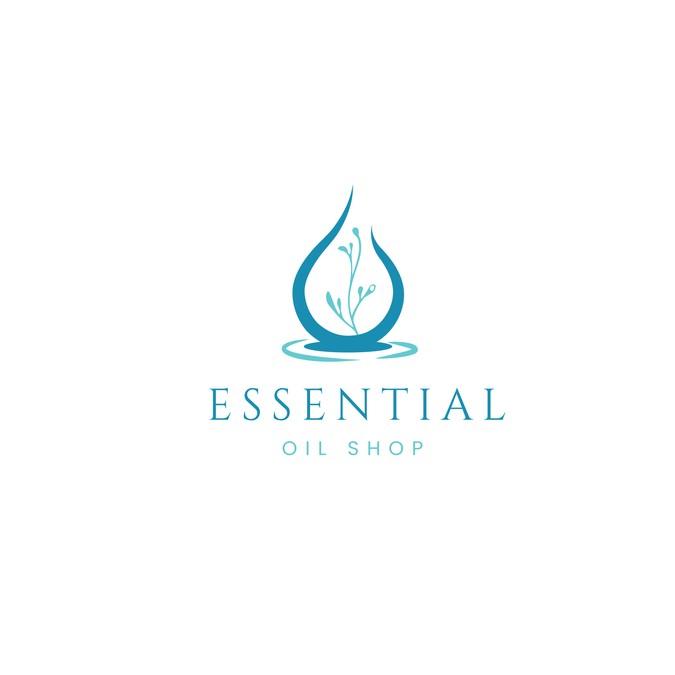 New essential oil website needs a beautiful logo.