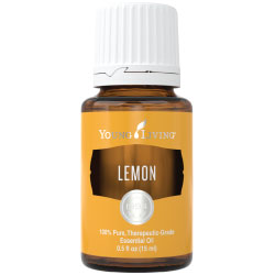 Lemon Essential Oil.