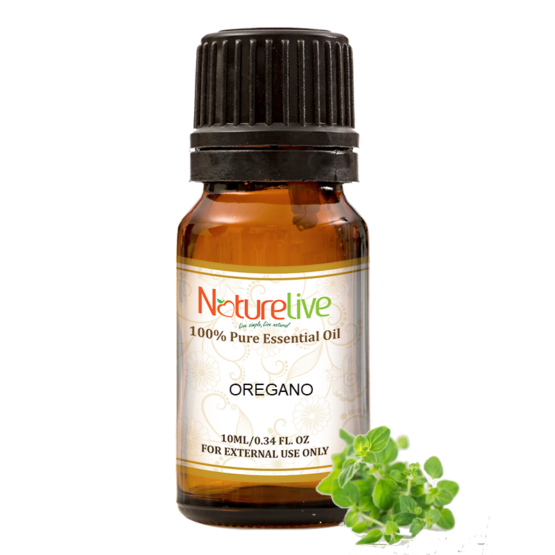 Oregano Pure Essential Oil.