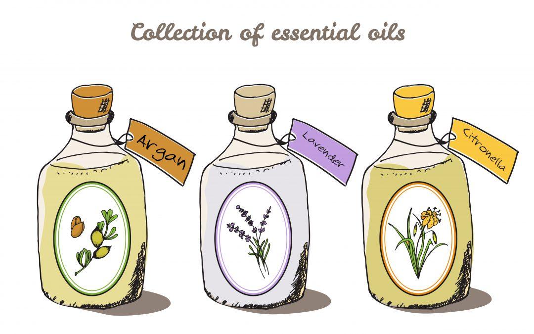 Essential Oils Clipart & Free Clip Art Images #15197.