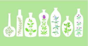 Free essential oils clipart.