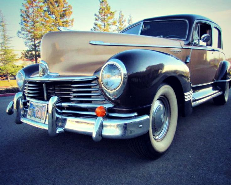 1000+ images about Hudson cars on Pinterest.