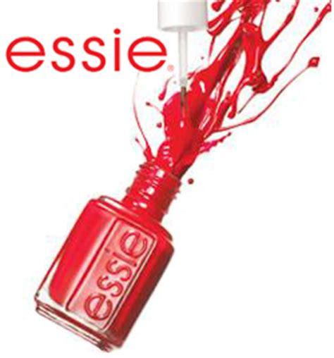 Essie nail polish Logos.