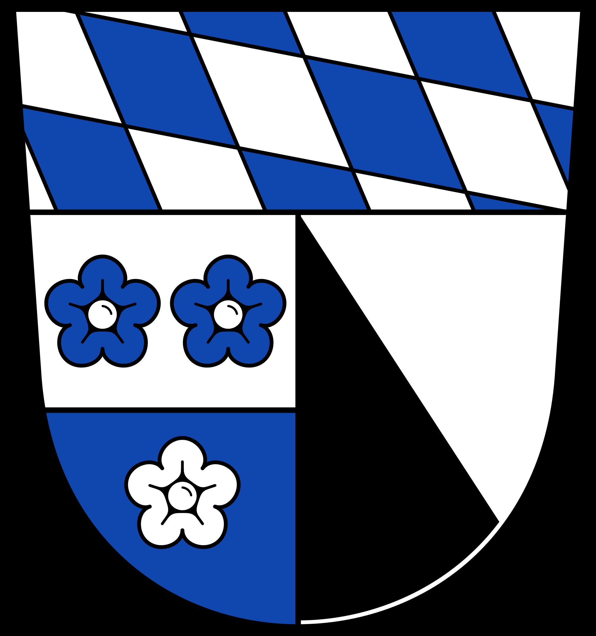 File:Wappen Landkreis Kelheim.svg.