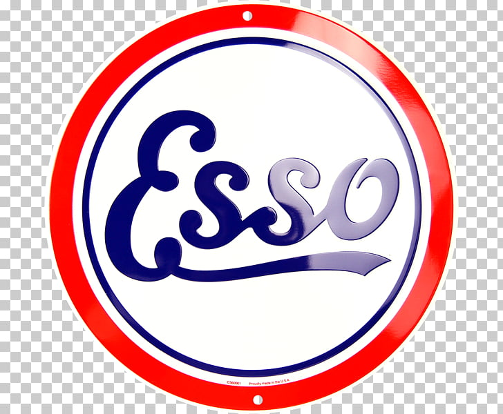 Esso Logo Advertising Gasoline Filling station, others PNG.