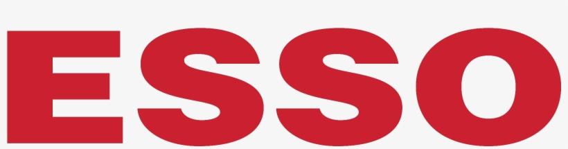 Esso Logo Png Transparent Svg Vector Freebie Supply.