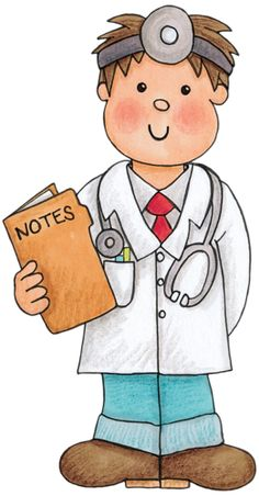 Free Clip Art Of Doctors and Nurses.