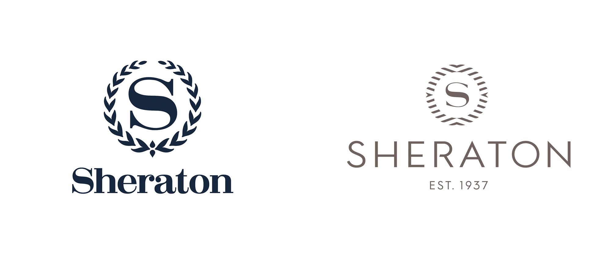 Brand New: New Logo for Sheraton by Grey.