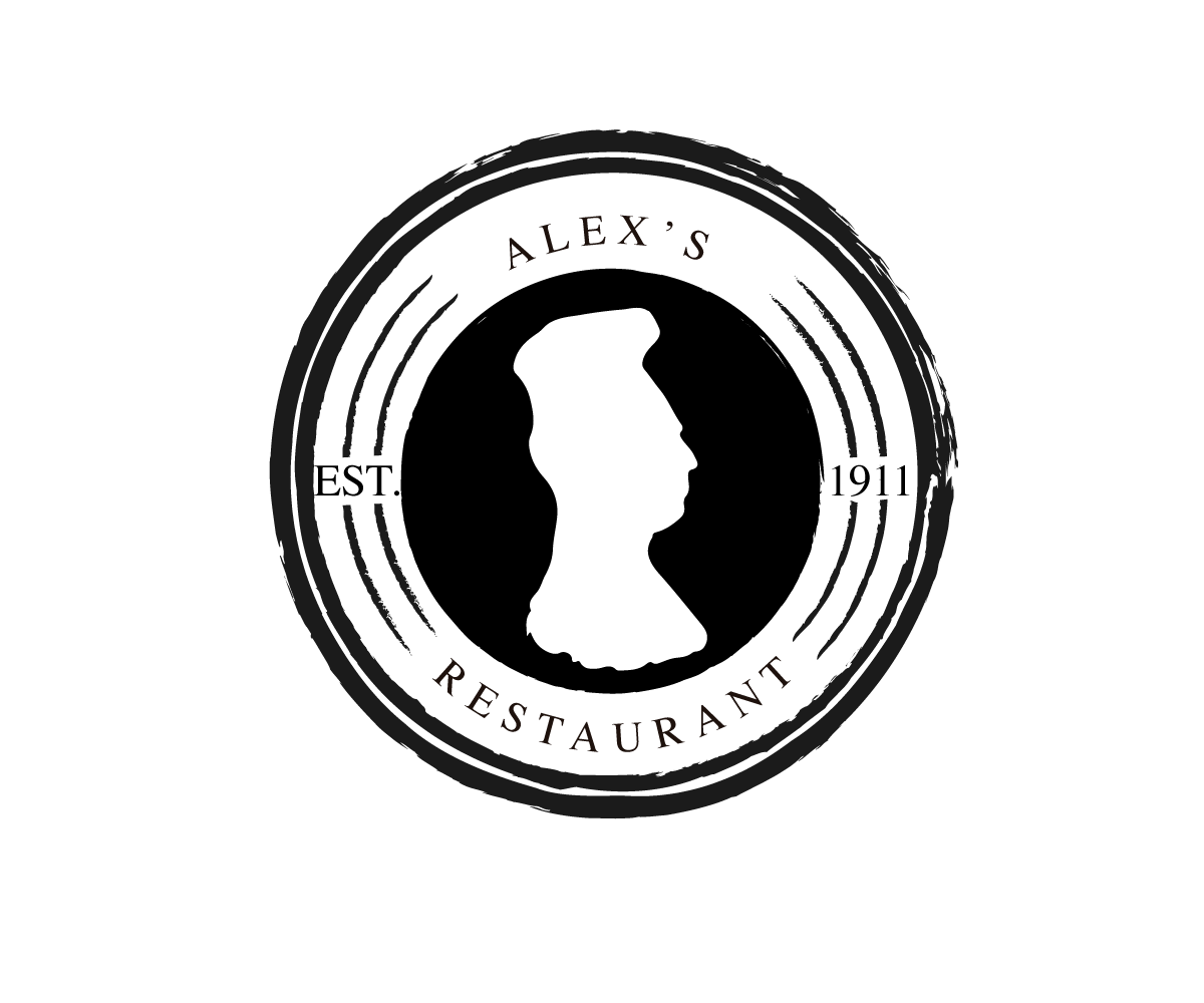 Serious, Conservative, Hospitality Logo Design for Alex\'s.