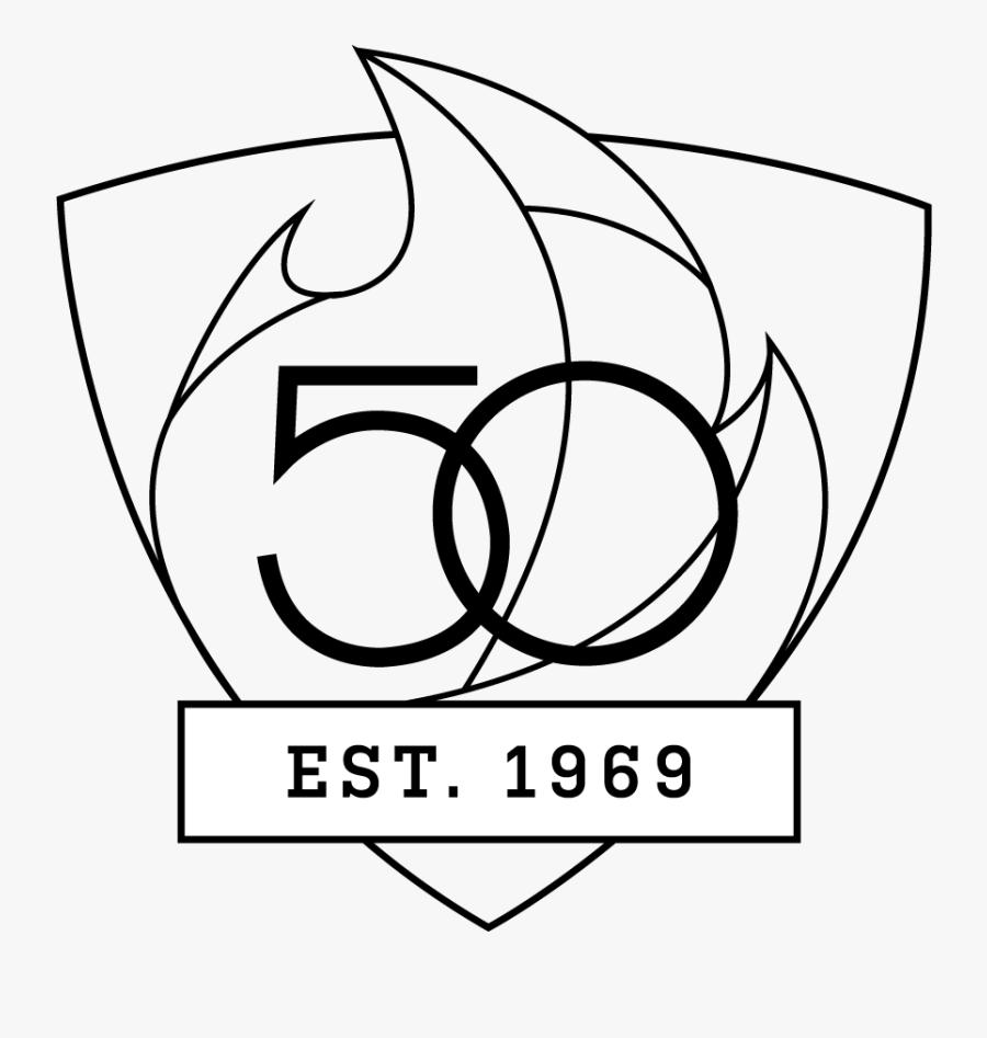 Uab 50th Logo.