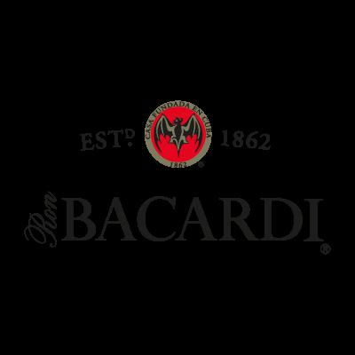 Bacardi EST vector logo.