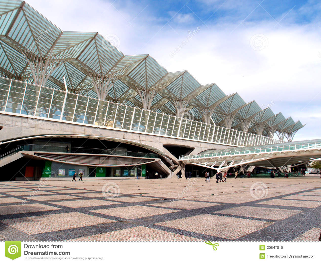 Gare Do Oriente.
