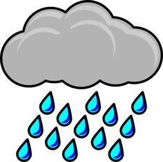 Llueve Clipart.