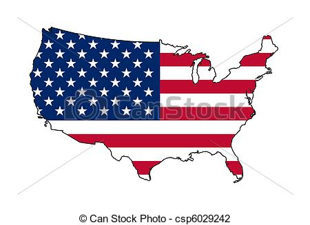 country map clipart #8