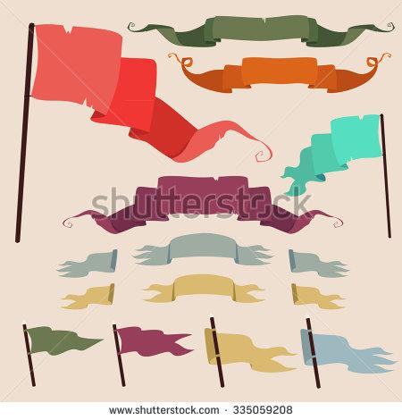 Bandera Estandarte Banco de imágenes. Fotos y vectores libres de.