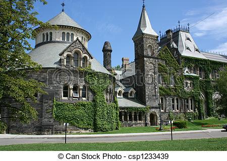 Stock Photographs of University of Toronto.