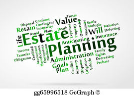 Estate Planning Clip Art.