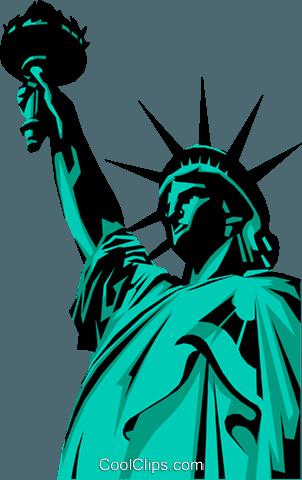 Estatua da liberdade vetor png 2 » PNG Image.