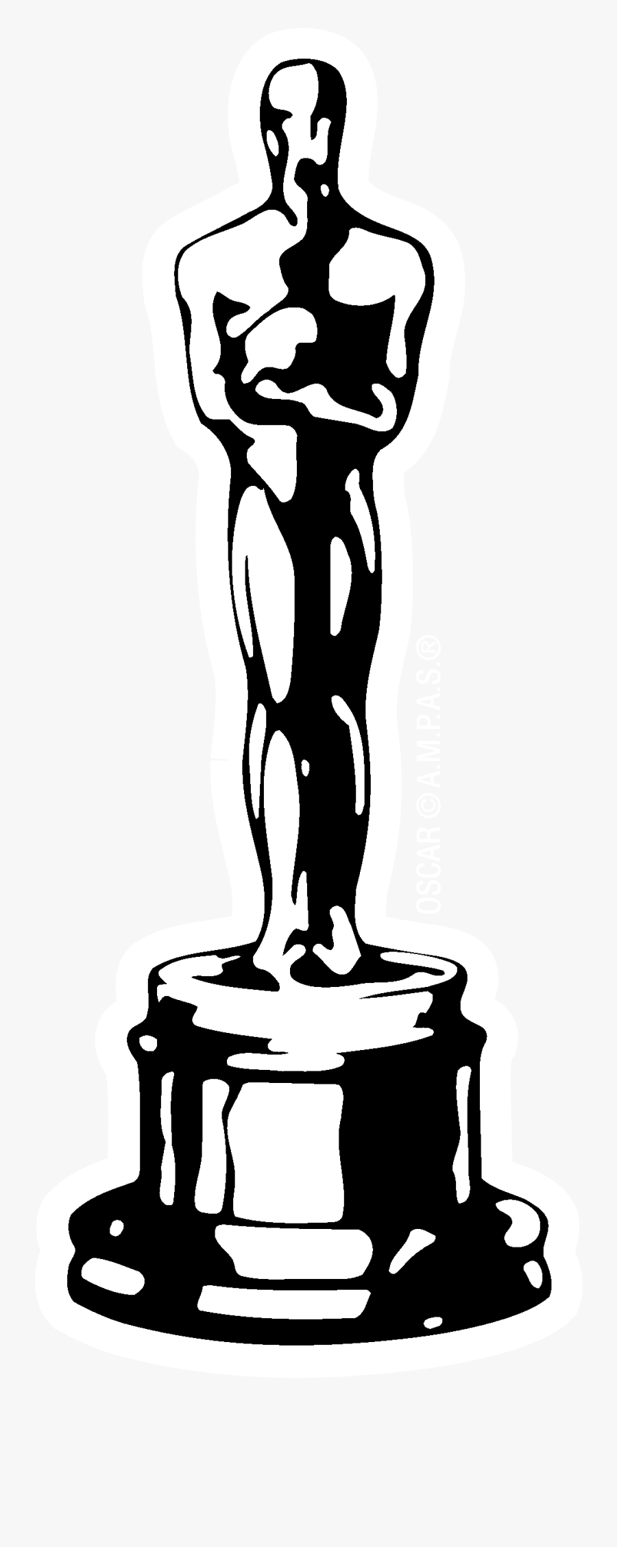 Academy Awards Png, The Oscars Png.
