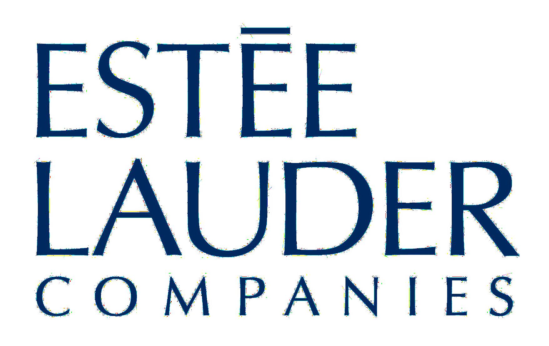 Estee Lauder Logo PNG Image.