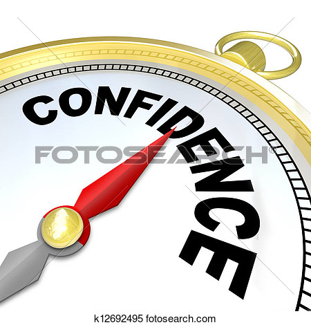 Showing post & media for Symbol for confidence clip art.