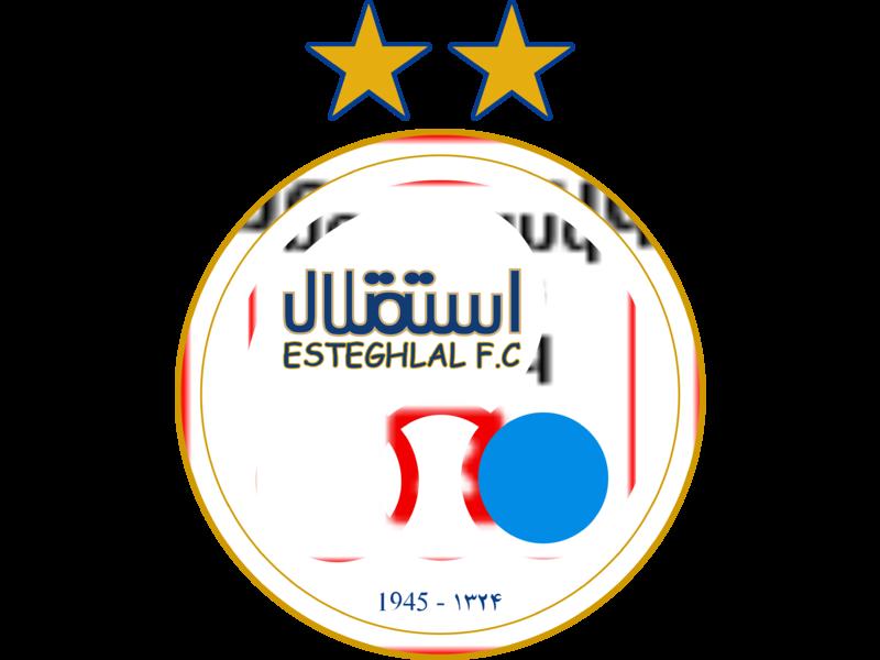 Esteghlal FC Logo PNG Transparent & SVG Vector.