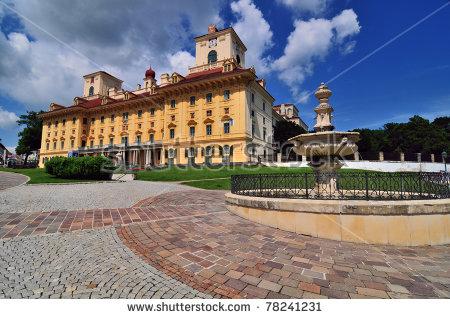 Esterhazy Palace Stock Photos, Royalty.