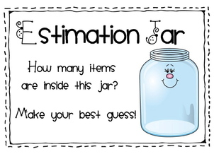 Estimation Jar.
