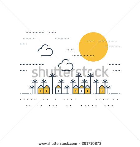 Rural Africa Stock Vectors, Images & Vector Art.