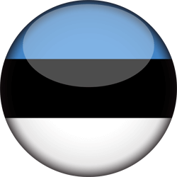 Estonia flag clipart.