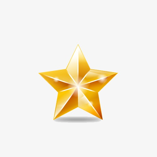 Star PNG clipart.