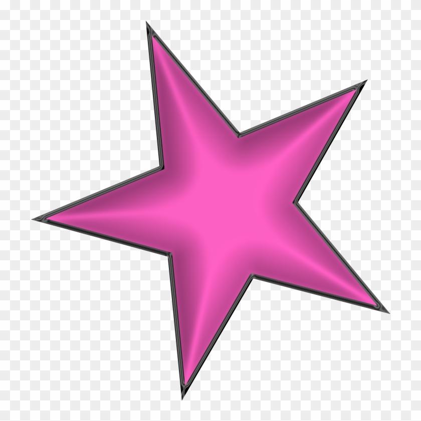 Stᗩᖇs ‿✿⁀○ Pink Stars, Love Stars, Stars.